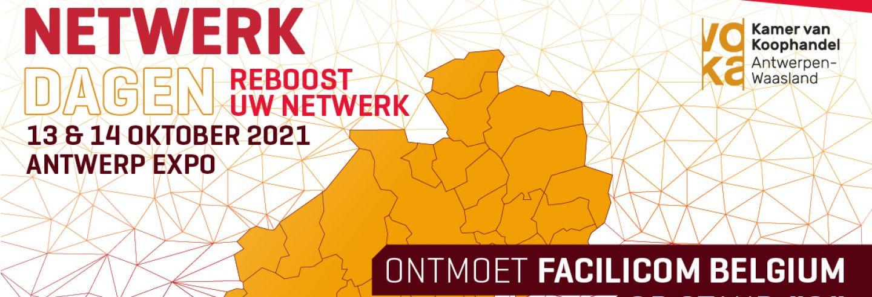 Kaart Antwerpen en Waasland